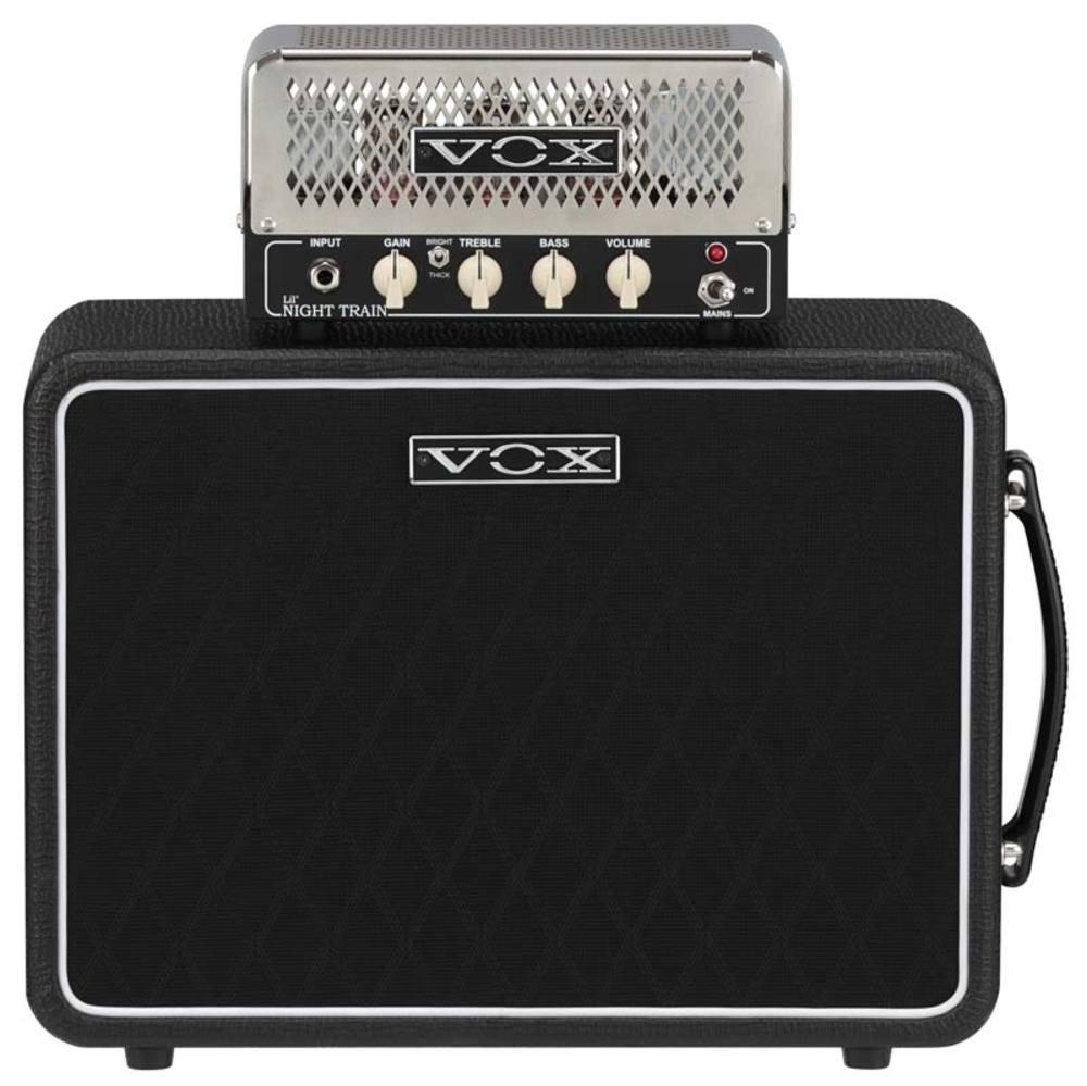 Обзор гитарного усилителя VOX NT2H SP
