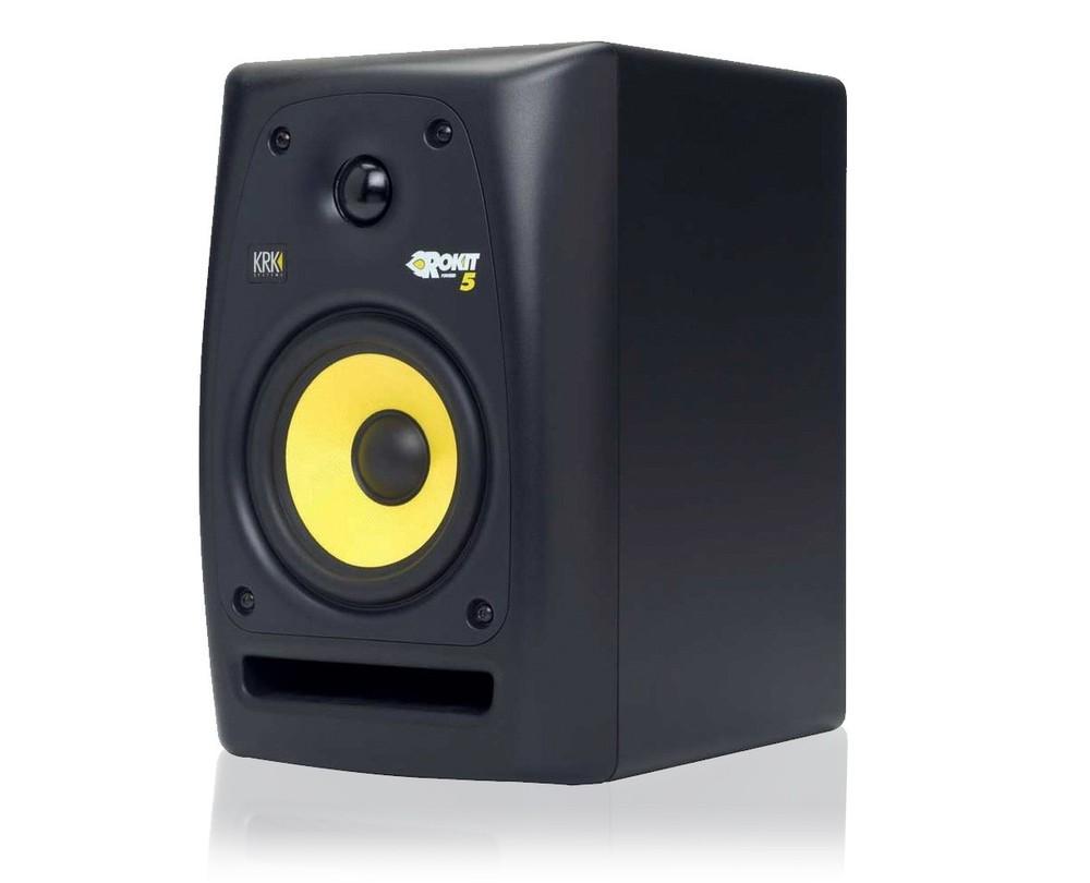 ROKiT: KRK Rokit RP5 G2 Powered Monitor Speaker