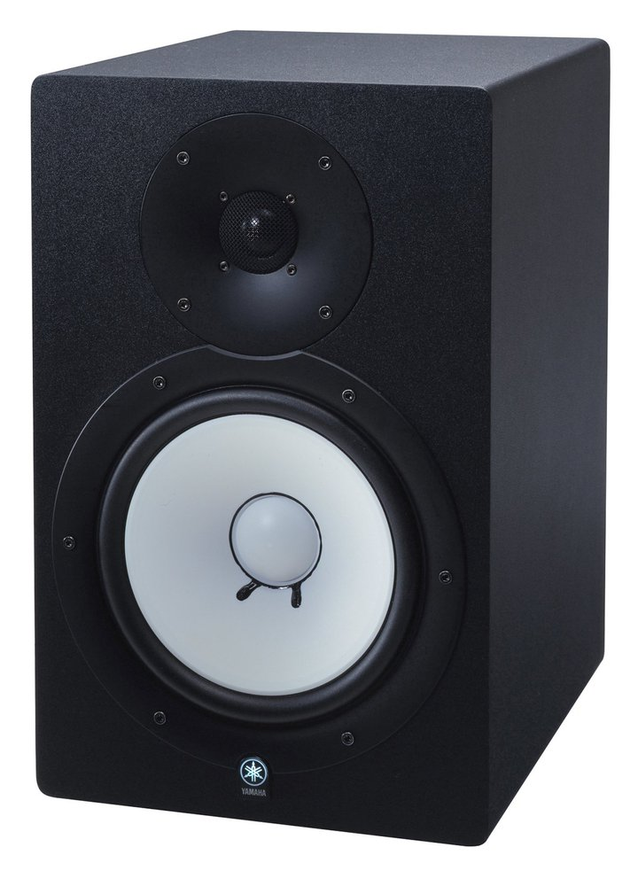 Yamaha hs80m active studio monitor for Yamaha powered monitor speakers