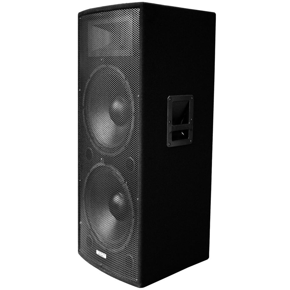 evolution audio el215 dual 15 1200 watt pa dj passive speakers whybuynew. Black Bedroom Furniture Sets. Home Design Ideas