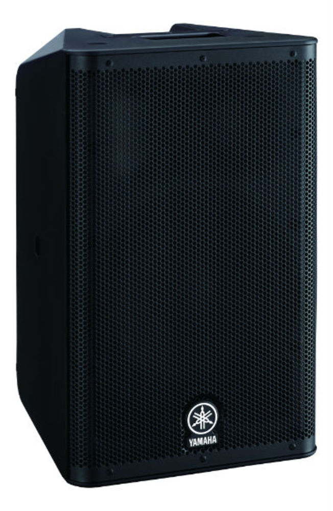 Yamaha dxr10 active powered pa speaker 1100 watt whybuynew for Yamaha dxr10 speakers