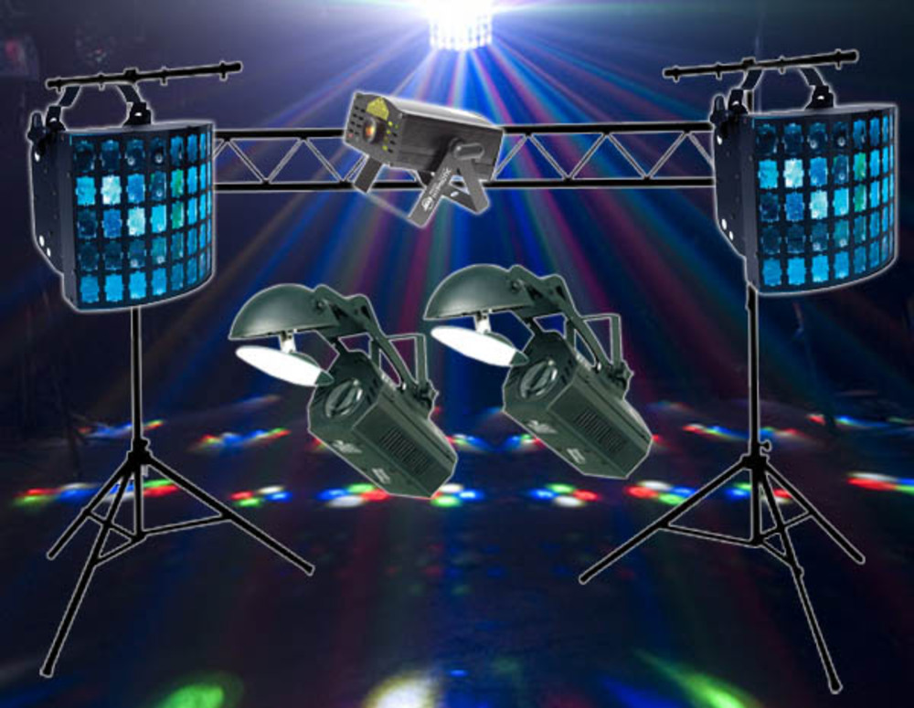 equinox interceptor chauvet lx 10 geometrix lighting package whybuynew. Black Bedroom Furniture Sets. Home Design Ideas