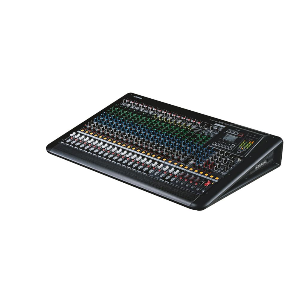yamaha mgp24x mixing console whybuynew