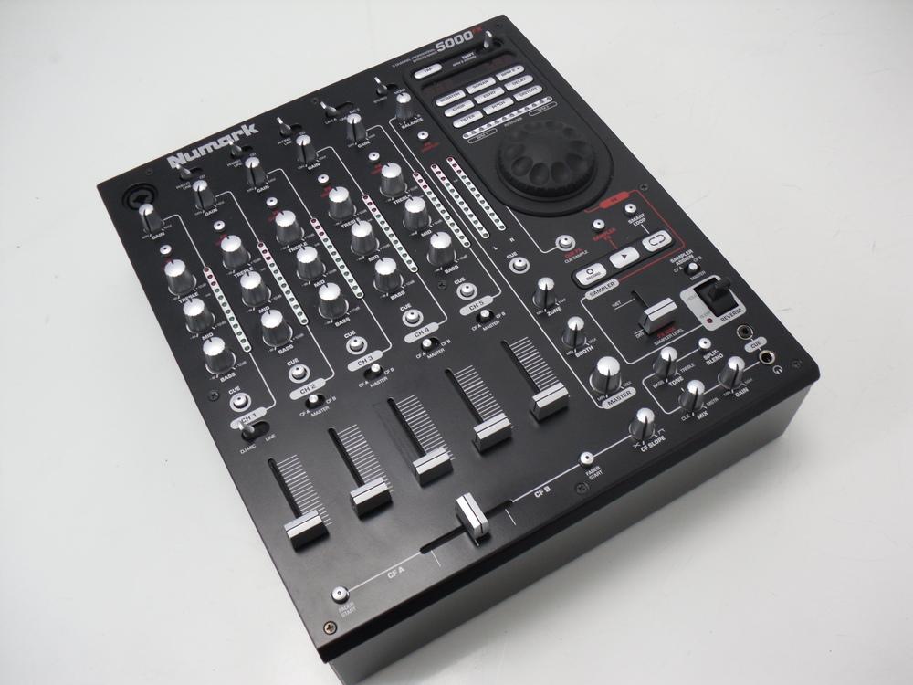 dj mixer 5