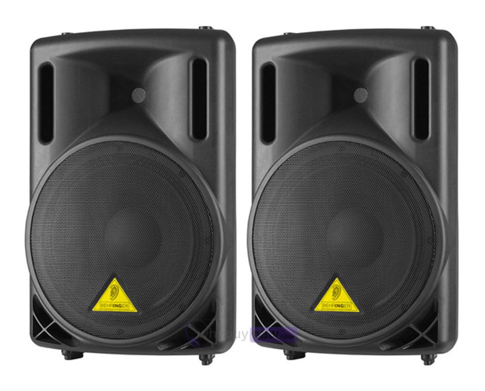 Behringer B212xl Eurolive Passive Pa Speaker