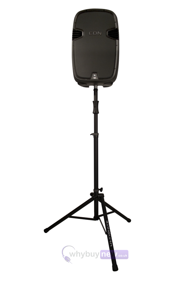 ultimate support ts 100b hydraulic pa speaker stand whybuynew. Black Bedroom Furniture Sets. Home Design Ideas
