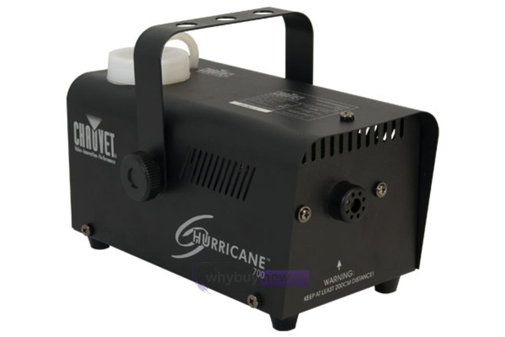 hurricane smoke machine