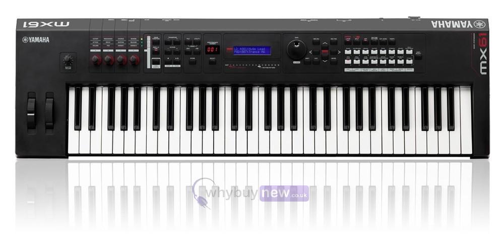 Yamaha mx61 music keyboard midi synthesizer for Certified yamaha outboard service near me