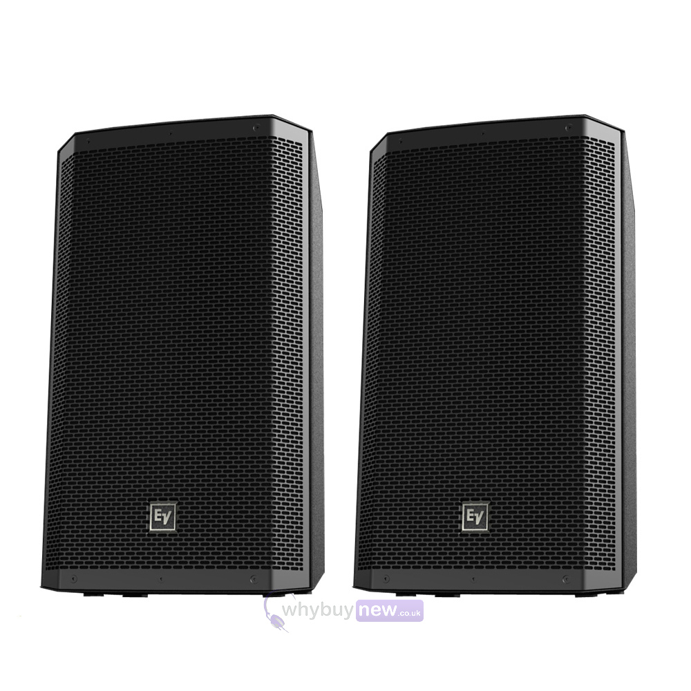electro voice zlx12p elx118p active pa dj package whybuynew. Black Bedroom Furniture Sets. Home Design Ideas