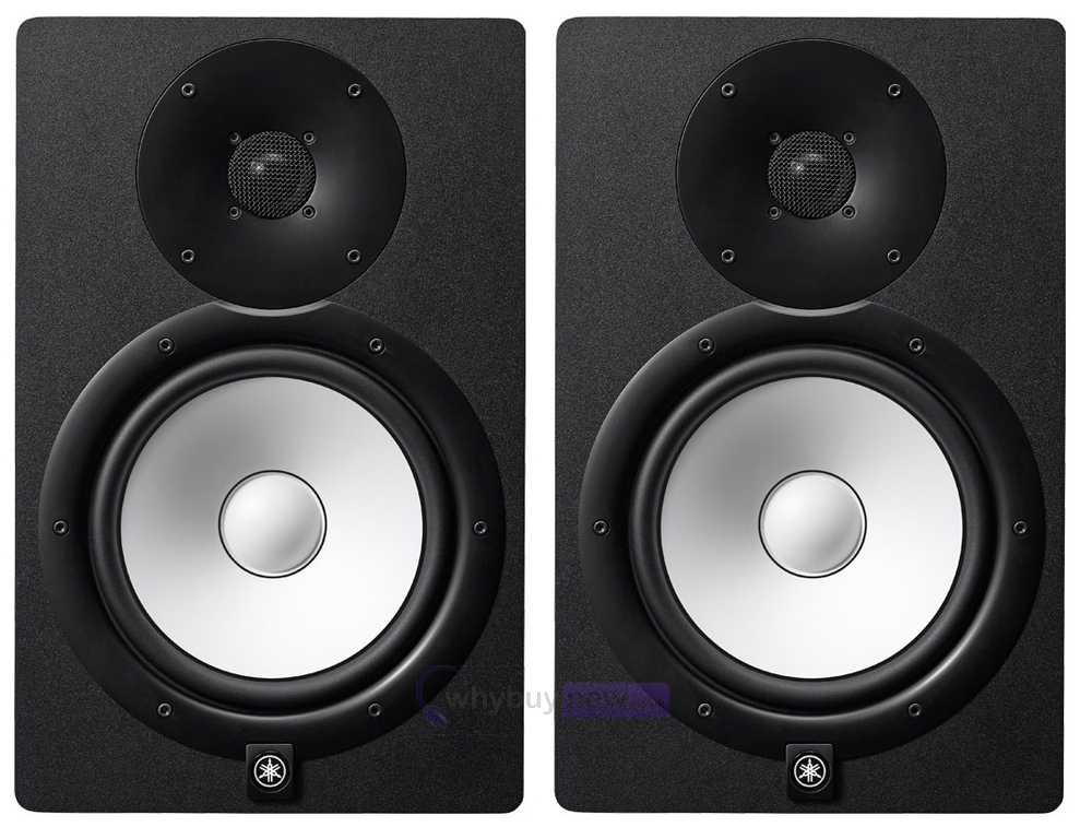 Yamaha hs8 studio monitor whybuynew for Yamaha powered monitor speakers