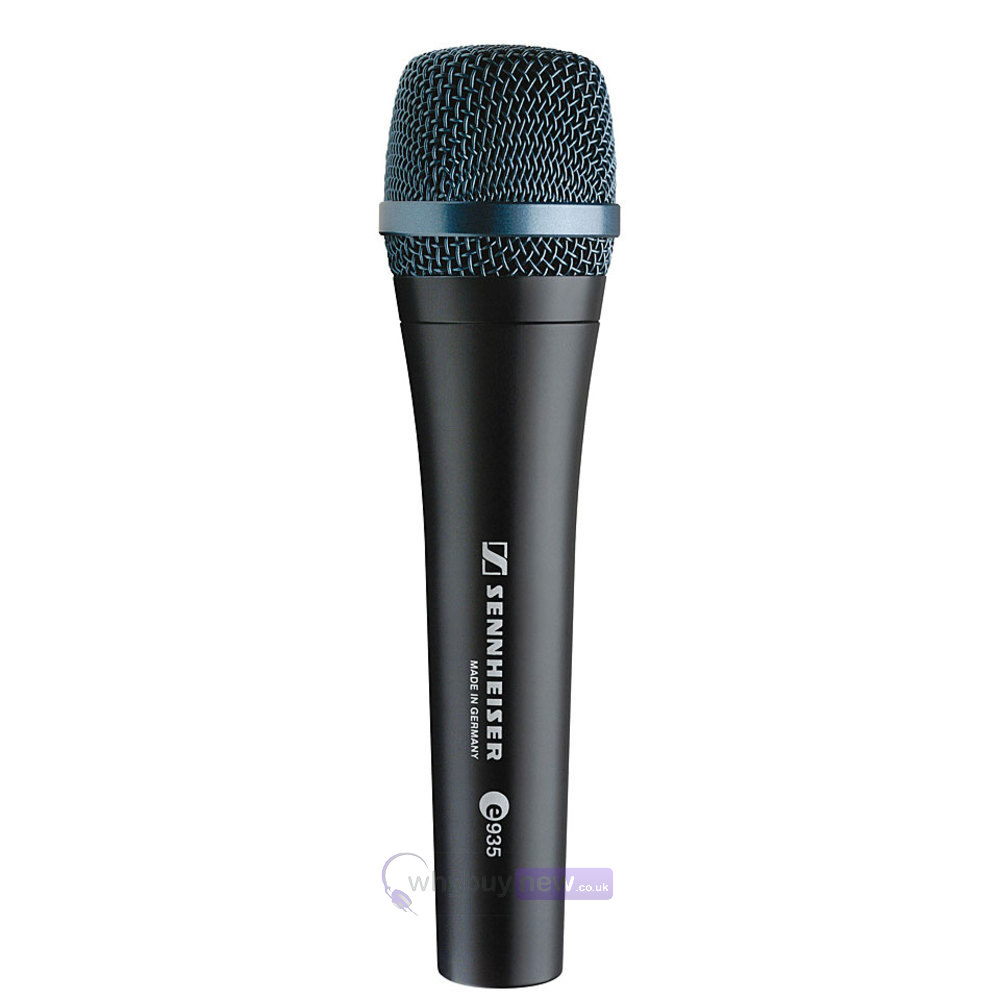 sennheiser e935 dynamic vocal microphone. Black Bedroom Furniture Sets. Home Design Ideas