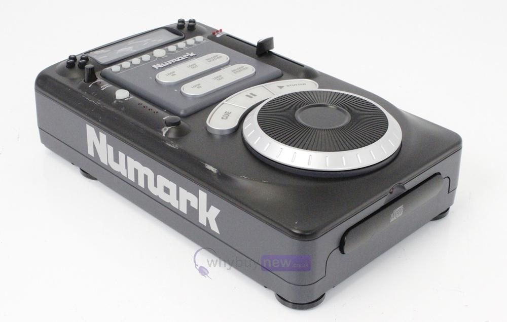 numark axis 9 scratch dj cd player whybuynew. Black Bedroom Furniture Sets. Home Design Ideas
