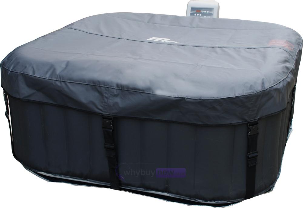 mspa alpine luxury 2 2 hot tub jacuzzi whybuynew. Black Bedroom Furniture Sets. Home Design Ideas