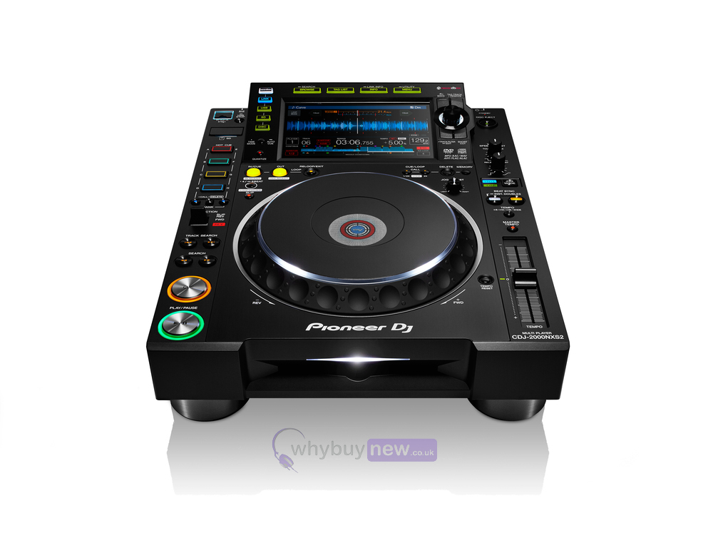 pioneer cdj 2000 nxs2 djm 900 nxs2 whybuynew. Black Bedroom Furniture Sets. Home Design Ideas