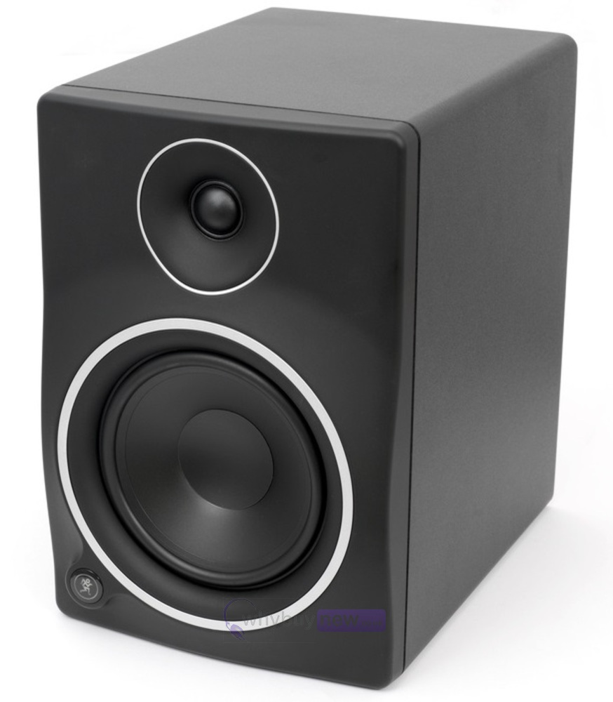 mackie mr6 mk3 studio monitor speaker whybuynew. Black Bedroom Furniture Sets. Home Design Ideas