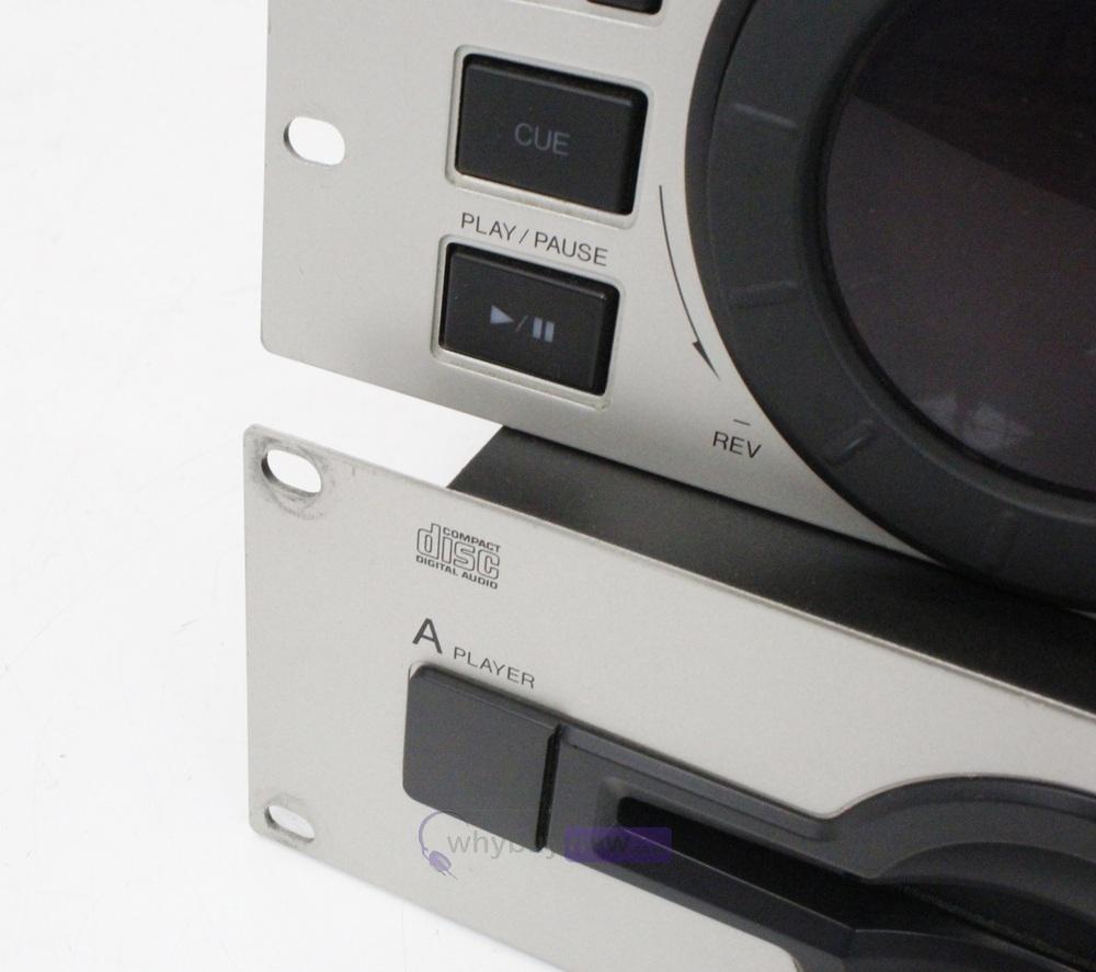pioneer cmx 5000 dual dj cd player whybuynew. Black Bedroom Furniture Sets. Home Design Ideas