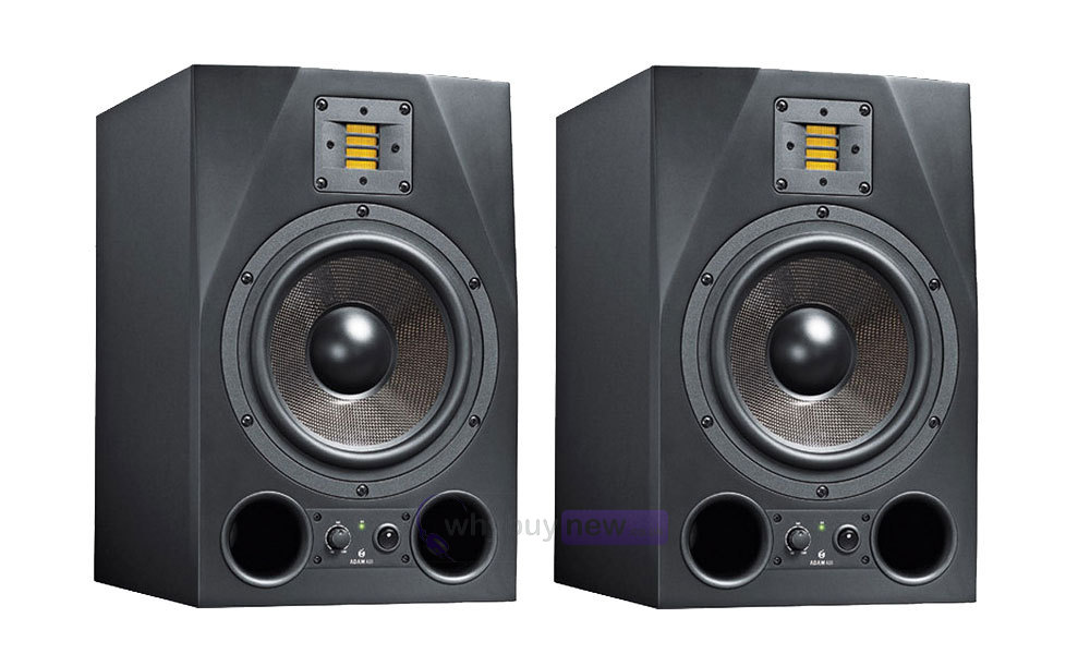 adam audio a8x active studio monitors. Black Bedroom Furniture Sets. Home Design Ideas
