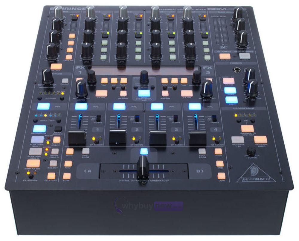behringer ddm4000 mixer. Black Bedroom Furniture Sets. Home Design Ideas