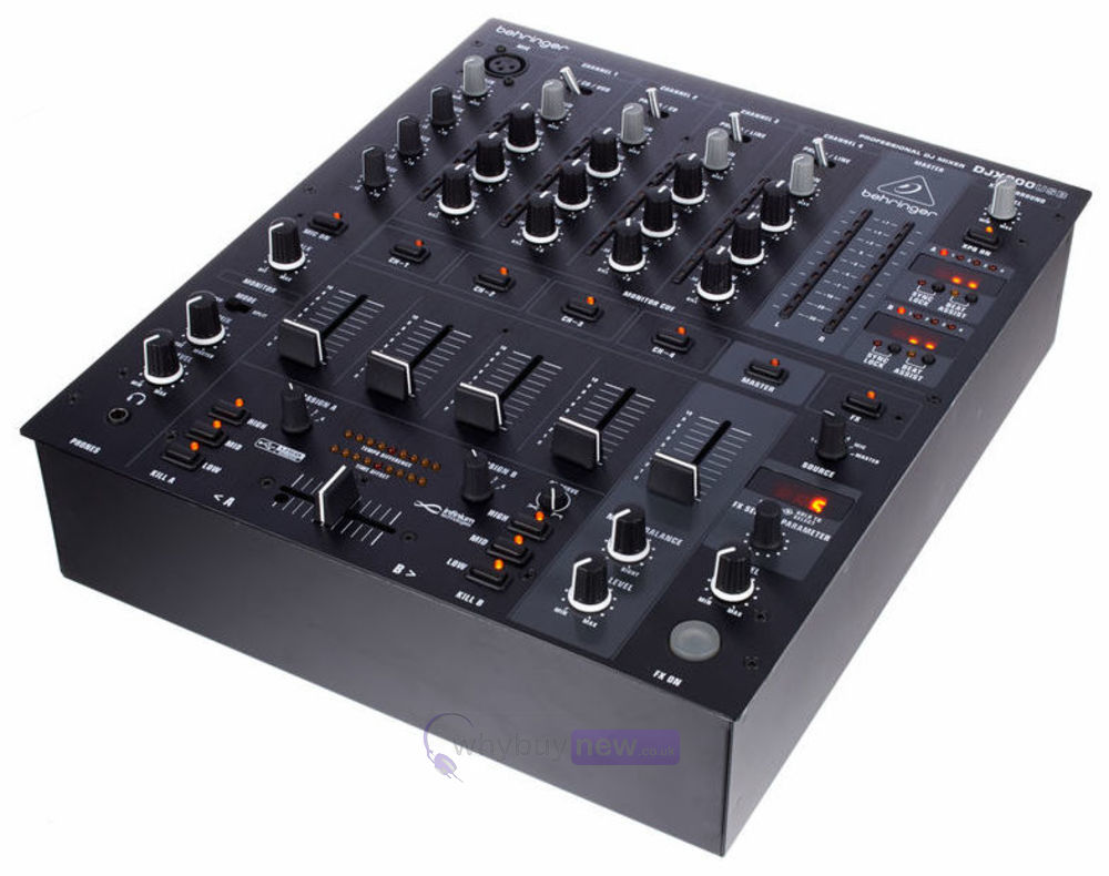 dj equipment dj mixers behringer djx900usb mixer whybuynew. Black Bedroom Furniture Sets. Home Design Ideas