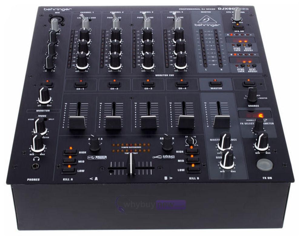 dj equipment dj mixers behringer djx900usb mixer whybuynew. Black Bedroom Furniture Sets. Home Design Ideas