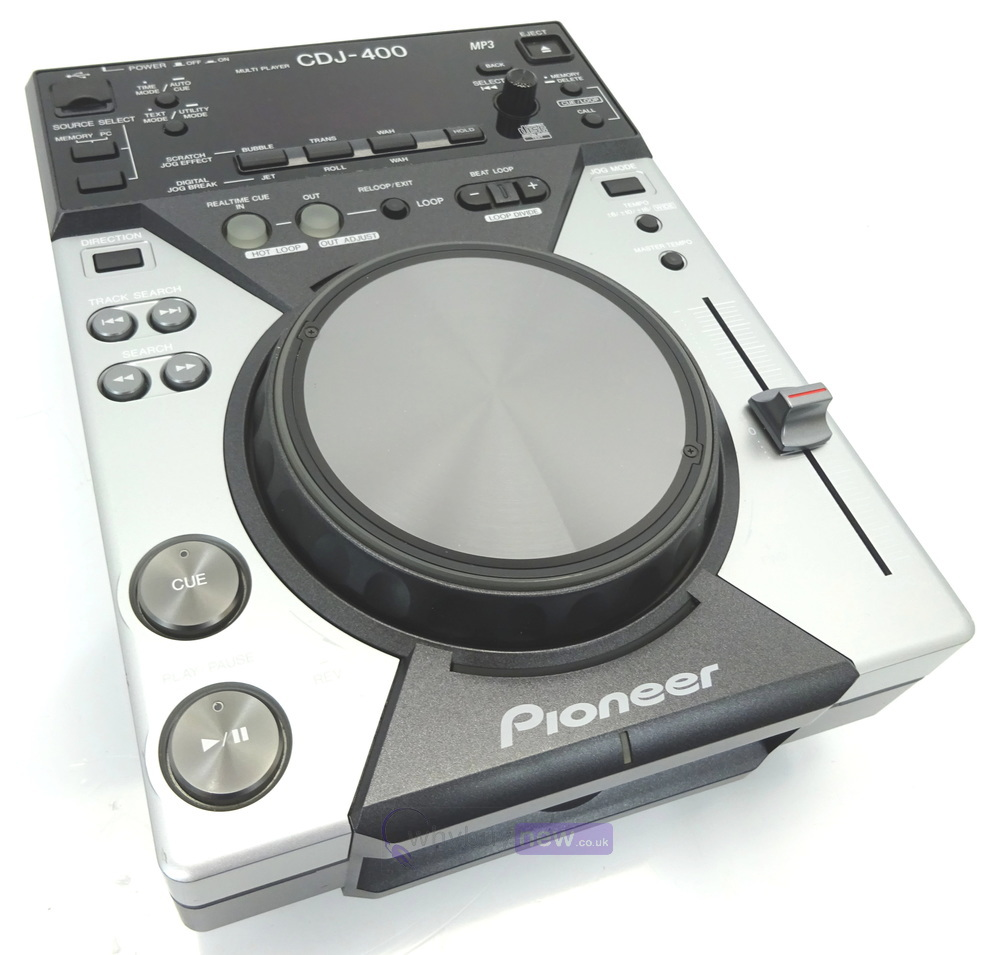 pioneer cdj400 cd mp3 usb media player. Black Bedroom Furniture Sets. Home Design Ideas