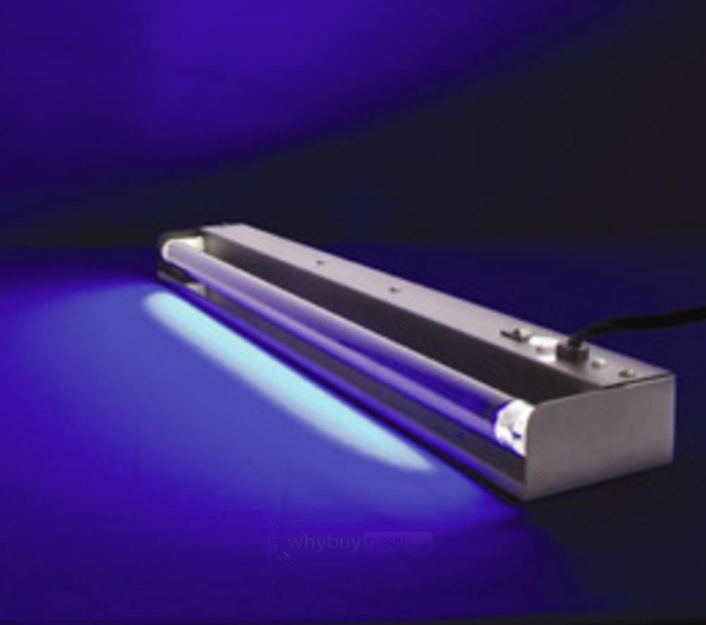 Fluorescent Light Sound: Skytec UV Blacklight Fluorescent Fixture 60cm 20W