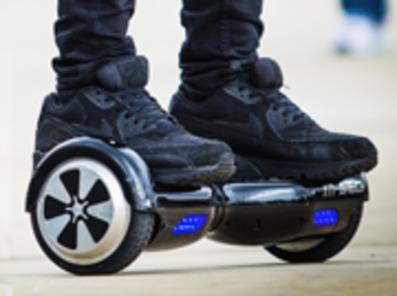 M-Seg Smart Glider Hoverboards