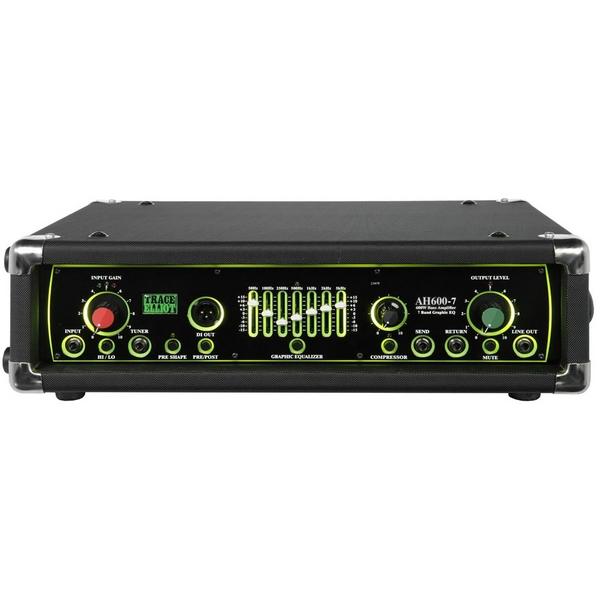 Trace Elliot AH600-7 Bass Guitar Amplifier Amp Head