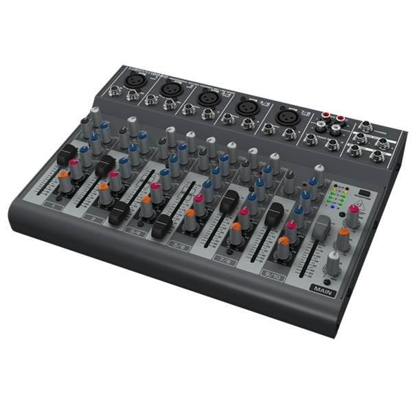 b stock behringer xenyx 1002b studio premium analog mixer mixing desk console. Black Bedroom Furniture Sets. Home Design Ideas