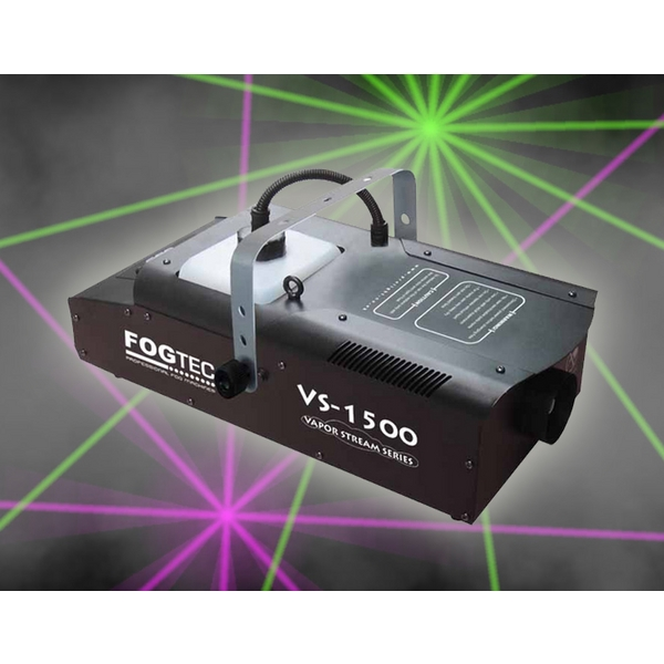 vs fog machine
