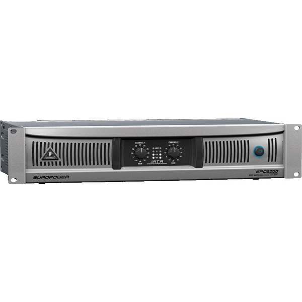 B-Stock Behringer Europower EPQ2000 2000 Watt Power Amplifier EPQ-2000 Amp