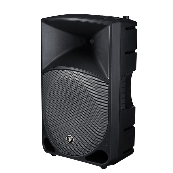 b stock mackie thump th 15a active powered pa dj speaker th15a th 15a single ebay. Black Bedroom Furniture Sets. Home Design Ideas