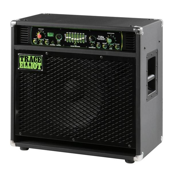 trace elliot 715x bass guitar combo amplifier amp ebay. Black Bedroom Furniture Sets. Home Design Ideas