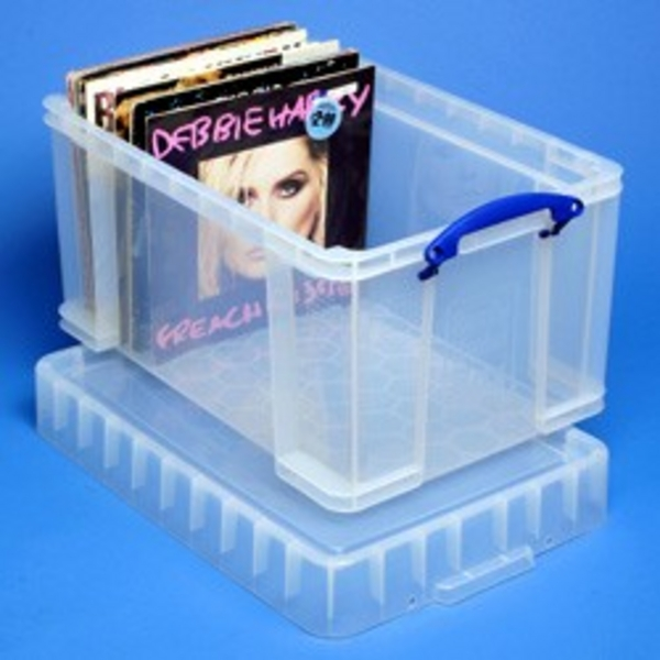 Really Useful 48l Storage Box Case Holds 140x 12 Quot Vinyl