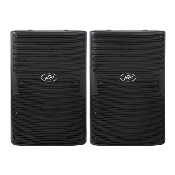 2x Peavey PVXp 12 Active Powered 12