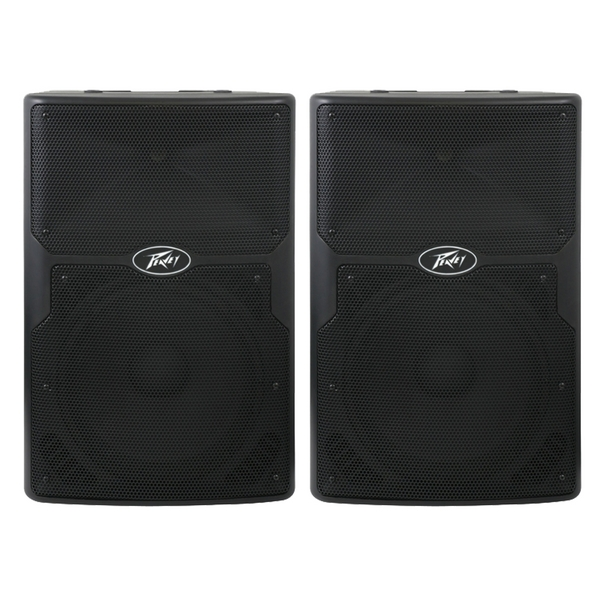 Peavey PVXp 15 2-Way 800W Active Powered PA DJ Speakers PAIR PVXP15