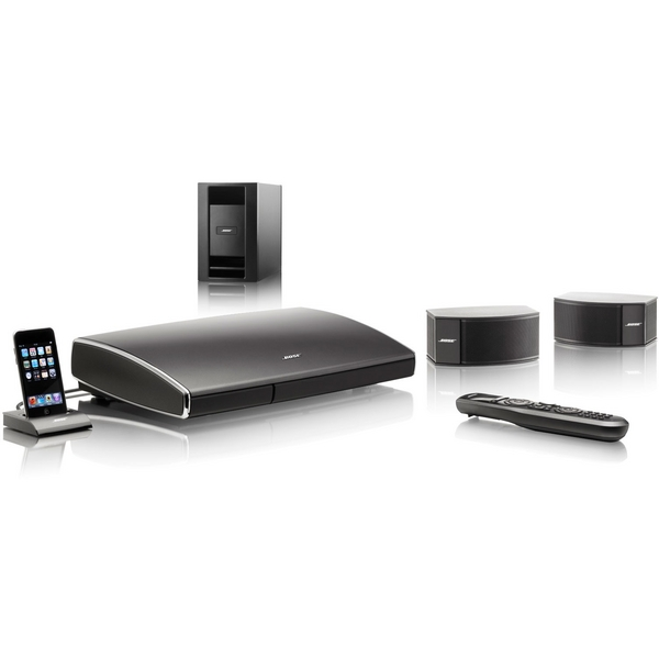 bose lifestyle 235 2 1 home cinema theatre hi fi sound. Black Bedroom Furniture Sets. Home Design Ideas