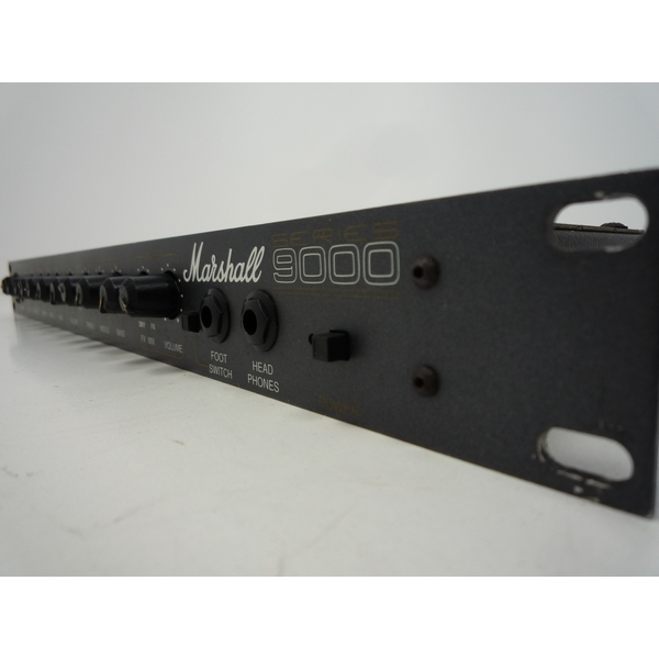 marshall series 9000 mgp 9004 guitar pre amp 1u rackmount preamp ebay. Black Bedroom Furniture Sets. Home Design Ideas