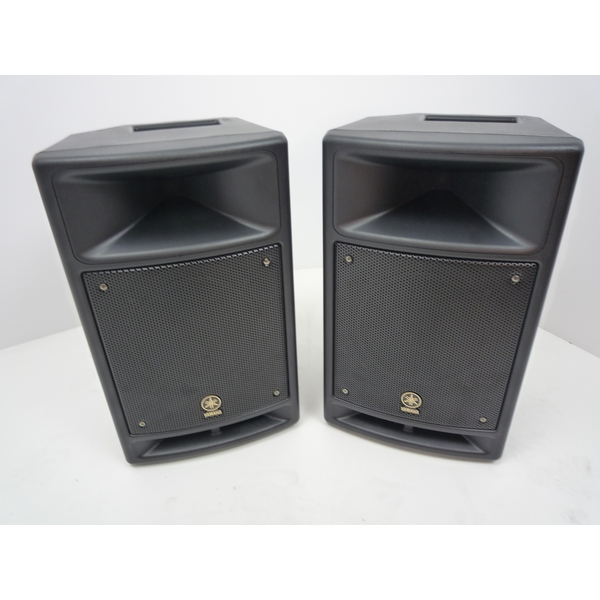 ex demo yamaha stagepas 300 portable pa dj speaker system