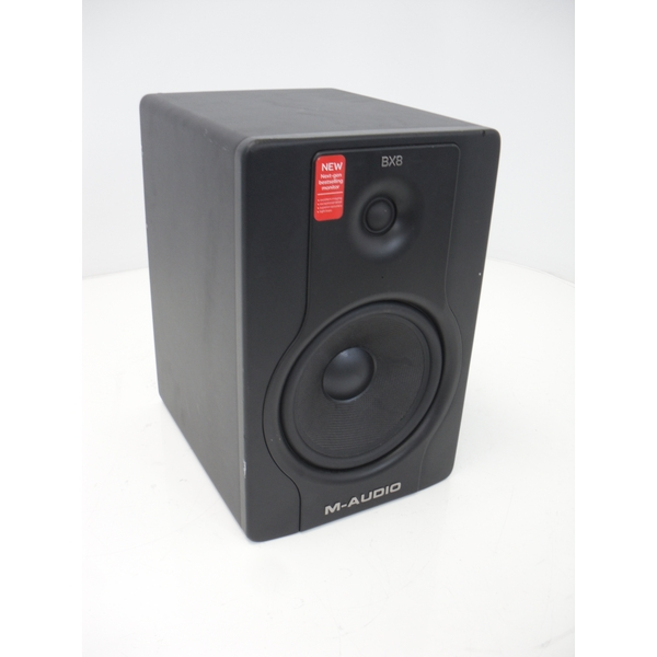m audio bx8 d2 active studio monitor faulty ebay. Black Bedroom Furniture Sets. Home Design Ideas