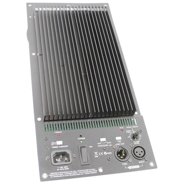 mackie srm450 v2 complete rear amp amplifier module board spares or repair. Black Bedroom Furniture Sets. Home Design Ideas