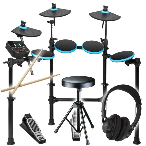 Alesis Dm Lite Kit Electronic Drumset With Portable