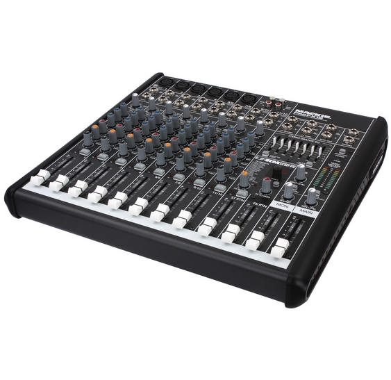 mackie pro fx12 profx12 pro fx 12 live 12 channel mixer desk with usb ebay. Black Bedroom Furniture Sets. Home Design Ideas