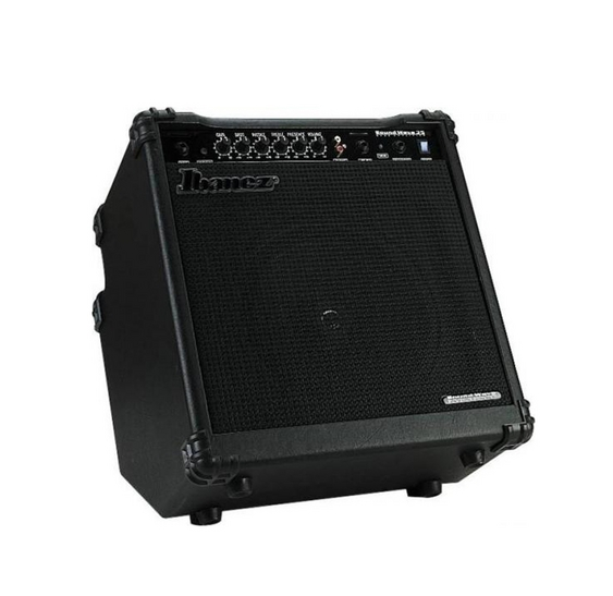 b stock ibanez sw65 sw 65 bass guitar amp combo ebay. Black Bedroom Furniture Sets. Home Design Ideas