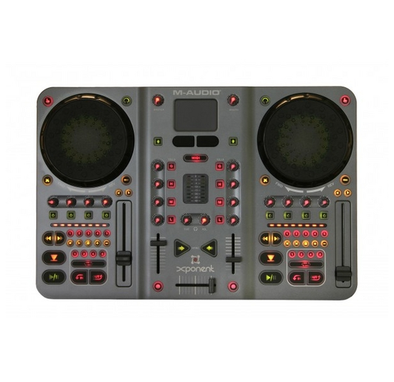 M Audio Torq Xponent Advanced DJ System