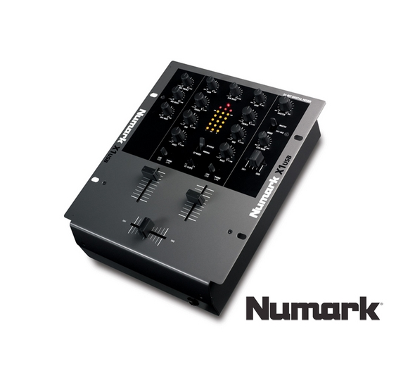 clearance numark x1 usb digital dj scratch equipment disco mixer eq ebay. Black Bedroom Furniture Sets. Home Design Ideas