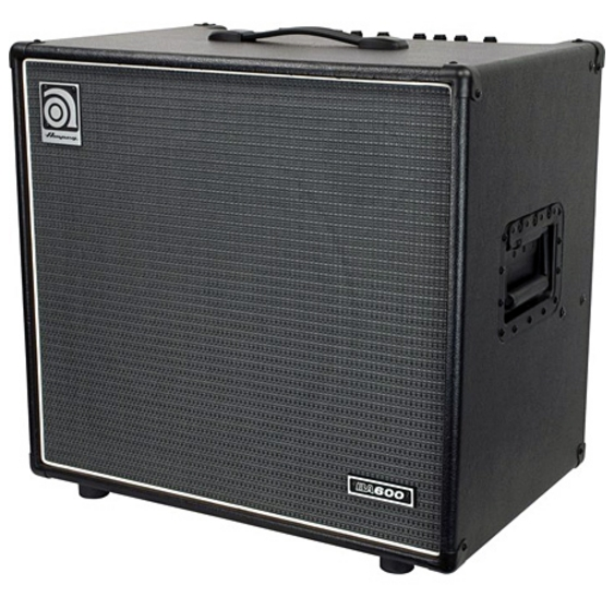 b stock ampeg ba600 115 bass guitar amplifier amp monster combo ba600 115 ebay. Black Bedroom Furniture Sets. Home Design Ideas