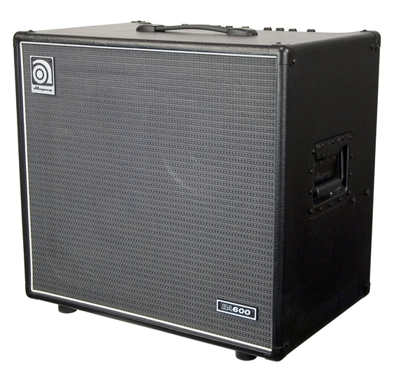 b stock ampeg ba600 210 bass guitar amplifier amp combo ba600 210 ebay. Black Bedroom Furniture Sets. Home Design Ideas