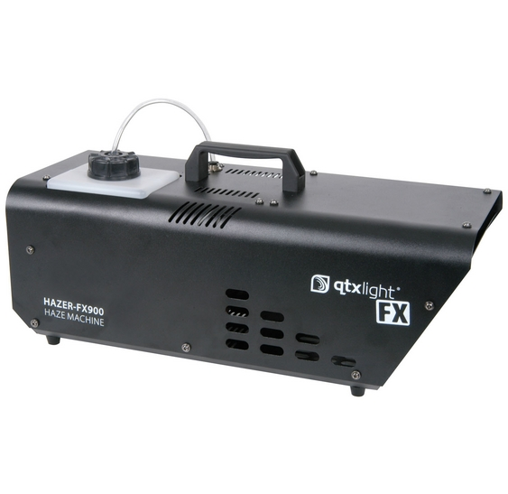 QTX Light FX900 Hazer Haze machine