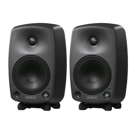 Genelec Studio Monitors : b stock genelec 8030a powered active studio monitors speakers pair ebay ~ Vivirlamusica.com Haus und Dekorationen